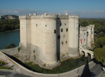à la découverte… du Château de Tarascon et du Castel Nuovo de naples