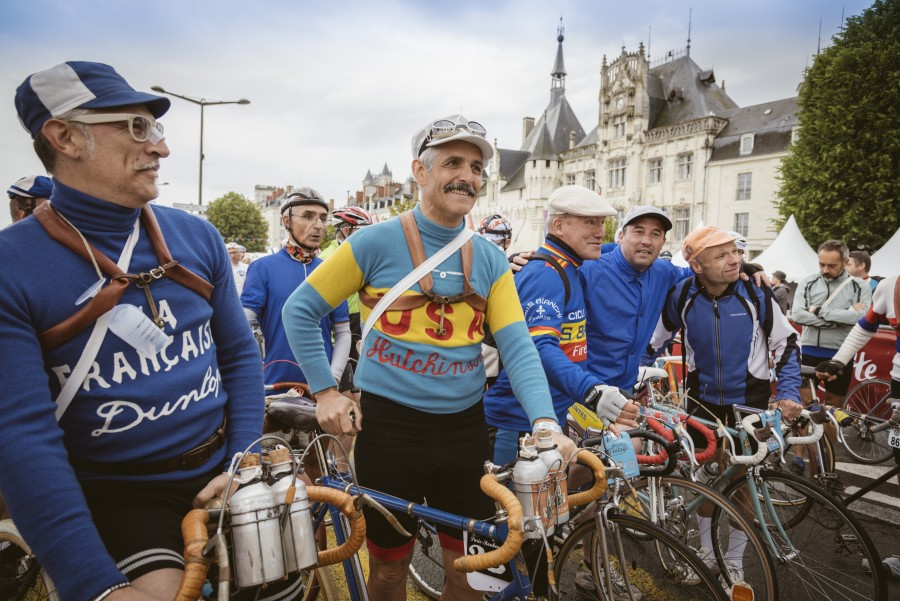 Anjou Vélo Vintage - Pixim Communication