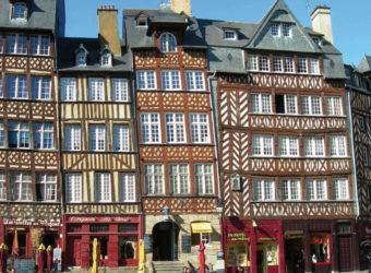 A la découverte de Rennes