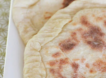 Naan cheese