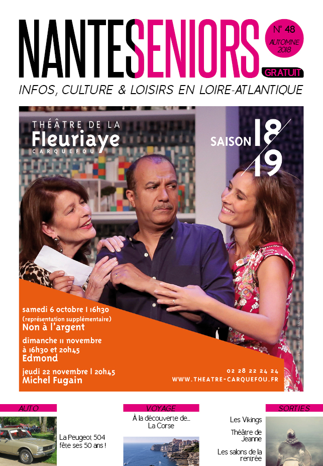 Nantes Seniors - Automne 2018