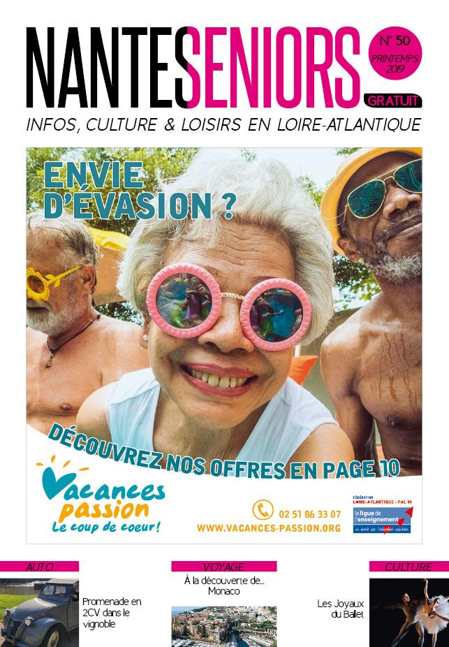 Nantes Seniors - Printemps 2019