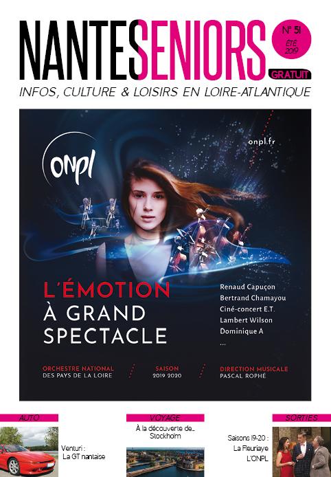 Nantes Seniors - Été 2019