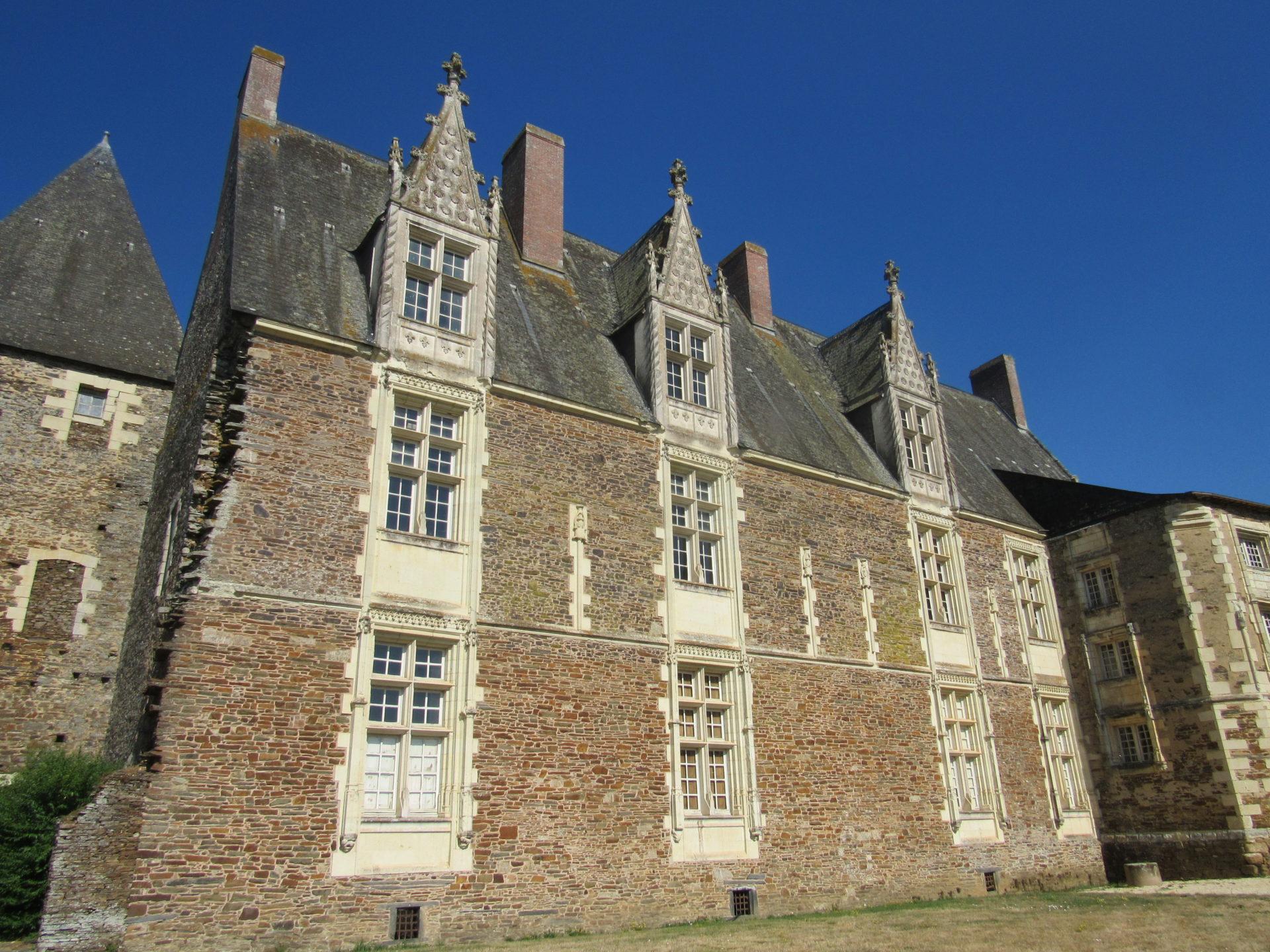 You are currently viewing Le Château de la Motte-Glain