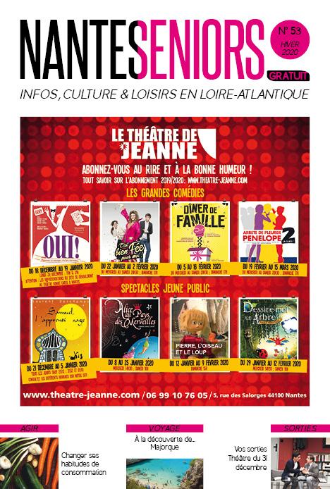 Nantes Seniors - Hiver 2020