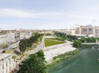 Réaménagement de la Petite Hollande : à la reconquête du fleuve