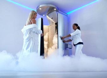 Cryothérapie :  ses bienfaits  et ses limites