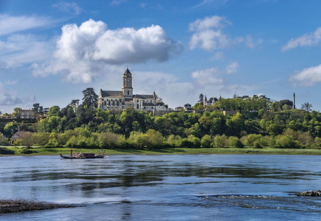 Saint-Florent-le-Vieil: vu de la Loire