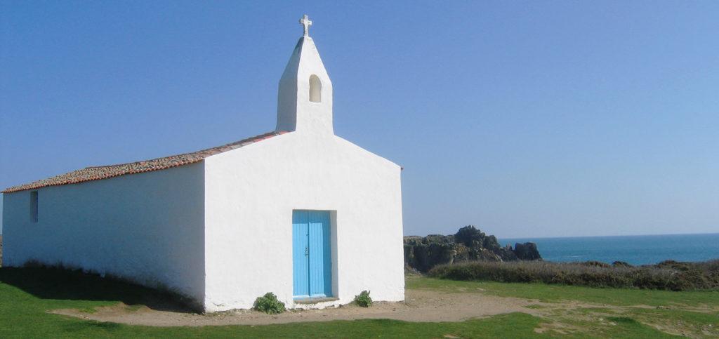 Ile D'Yeu - Chapelle de la Meule