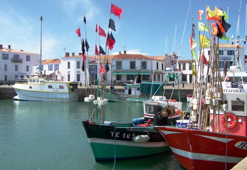 Port Joinville - Ile d'Yeu