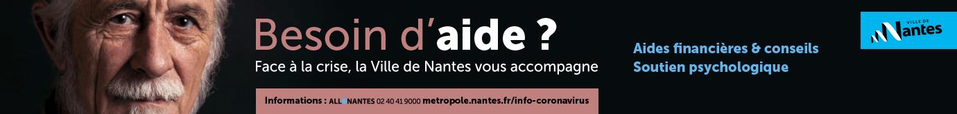 Ville de Nantes - Info Aide Coronavirus