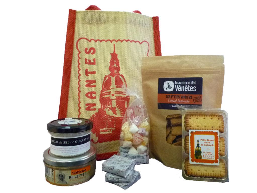 Panier Gourmand - La Friande