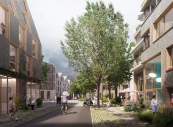 Le nouveau quartier République : un aménagement progressif
