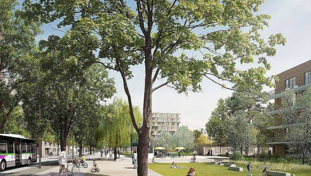 Parc de la Prairie-au-Duc