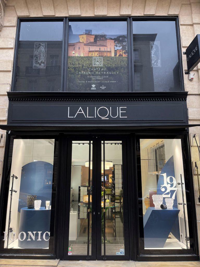 Boutique Lalique