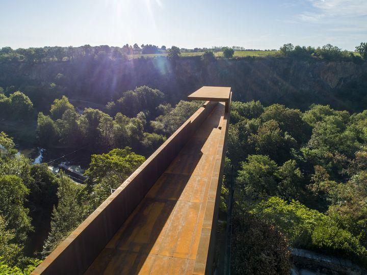 Porte-Vue du Pont-Caffino