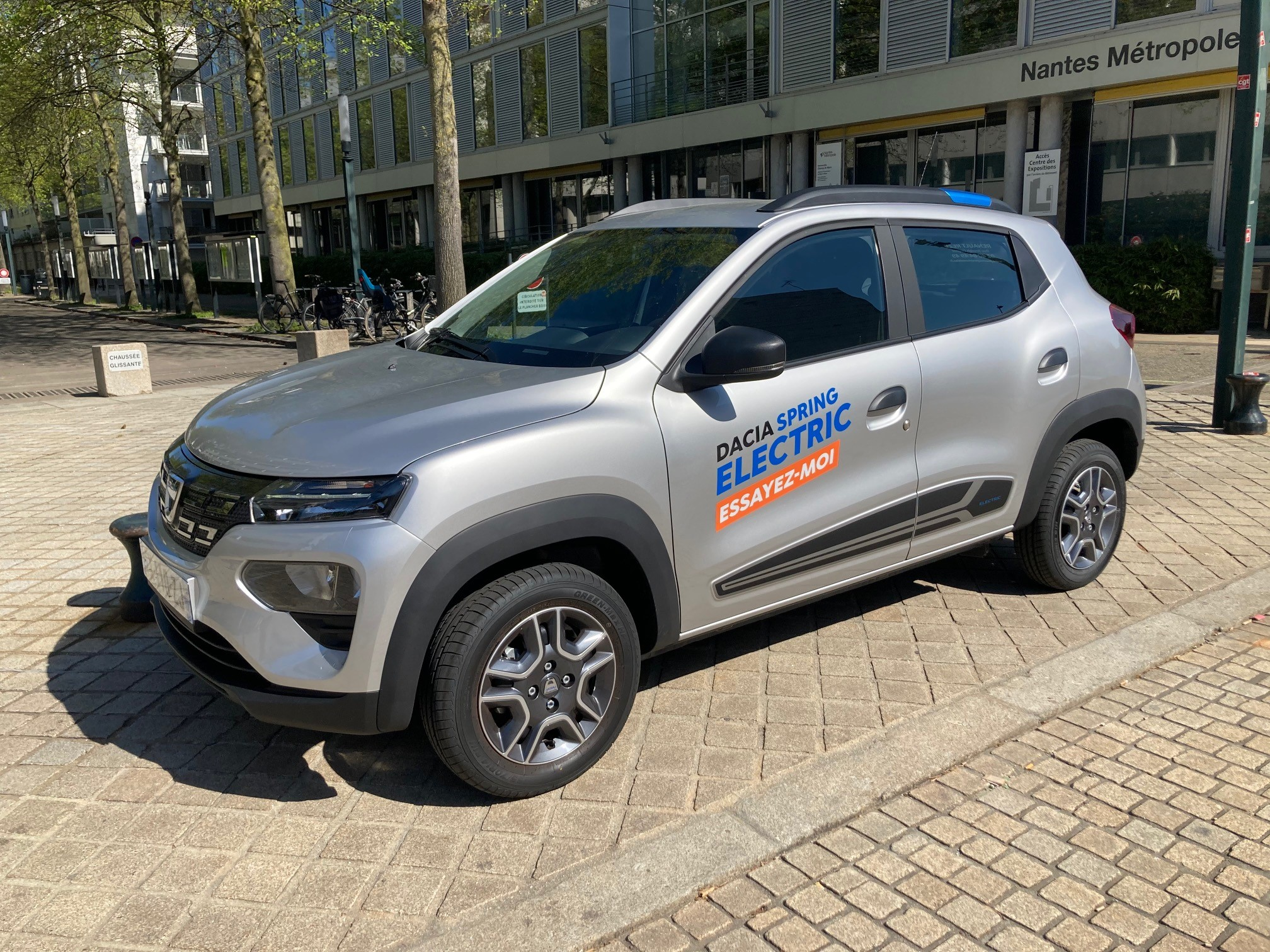 You are currently viewing Dacia Spring